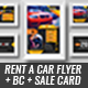 Rent A Car Pack - GraphicRiver Item for Sale