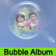 Beautiful Romantic Bubble Wedding Album - VideoHive Item for Sale