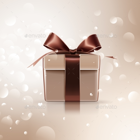 Gift with Brown