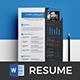 Resume CV - GraphicRiver Item for Sale