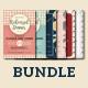 Dinner Invitation Bundle - GraphicRiver Item for Sale