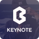 Bonzer - Creative Keynote Template - GraphicRiver Item for Sale