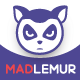 Mad Lemur - A Modern Template for Digital Agencies - ThemeForest Item for Sale