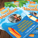 Summer Holiday Vacation Flyer Template 152 - GraphicRiver Item for Sale