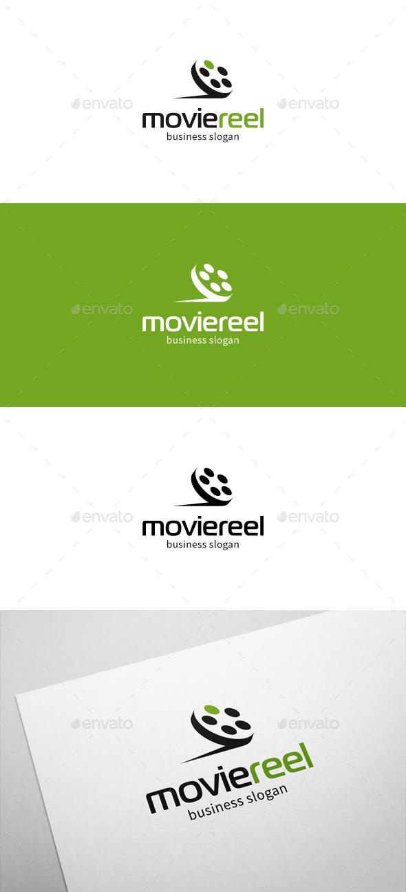 Movie Reel Logo