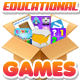 Educational Games Bundle #2 - 6 HTML5 Games (CAPX included) - CodeCanyon Item for Sale