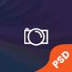 Creative Photographer PSD Template - ThemeForest Item for Sale