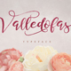 Valledofas Typeface - GraphicRiver Item for Sale