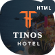 Tinos - Premium Booking Hotel HTML Template - ThemeForest Item for Sale