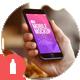 Cafe Restaurant Mobile Mockup - GraphicRiver Item for Sale
