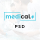 Medical - Health Care, Clinic PSD Template - ThemeForest Item for Sale