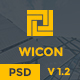 WICON | Construction & Building PSD - ThemeForest Item for Sale