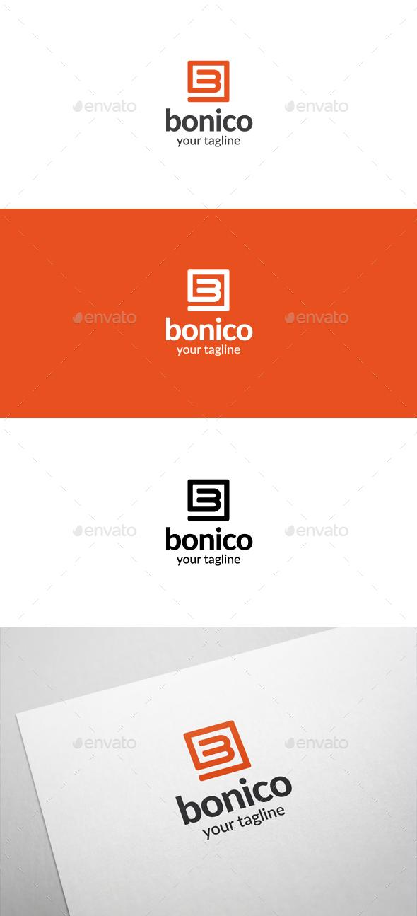 Bonico - Letter B