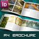 Minimalfolio 2 Photography Portfolio A4 Brochure - GraphicRiver Item for Sale