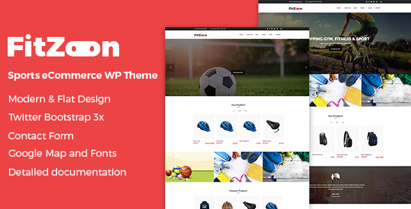 Review: Fitzoon - Sports Store WooCommerce WordPress Theme free download Review: Fitzoon - Sports Store WooCommerce WordPress Theme nulled Review: Fitzoon - Sports Store WooCommerce WordPress Theme