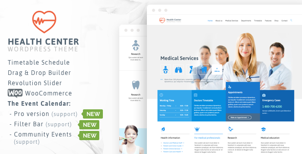Healthcare - Medical for Doctor Dentist