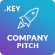 Company Pitch Keynote Template - GraphicRiver Item for Sale
