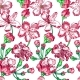 Apple Tree Sketch Pattern - GraphicRiver Item for Sale
