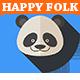 Happy Folk - AudioJungle Item for Sale