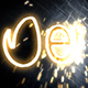 Welding Logo Opener in 3D with Sparks - VideoHive Item for Sale