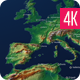 Europe Map Kit - VideoHive Item for Sale