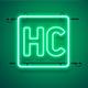 Neon Logo Mockup - GraphicRiver Item for Sale