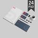 Stationery / Branding Mockups V2 - GraphicRiver Item for Sale