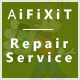 aiFiXiT - Phone, Computer and Digital Repair Shop Website Template - ThemeForest Item for Sale