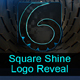 Square Shine Logo Reveal - VideoHive Item for Sale