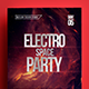 Electro Space - Flyer Template - GraphicRiver Item for Sale