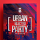 Urban Electro - Flyer Template - GraphicRiver Item for Sale