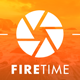 Firetime - A Freshly New creative template for Coming soon page - ThemeForest Item for Sale