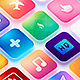 Icon App Maker - 20 PSD Mock-Ups - GraphicRiver Item for Sale