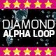 Diamonds Alpha - VideoHive Item for Sale