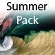 Summer Uplifting Dance Pack