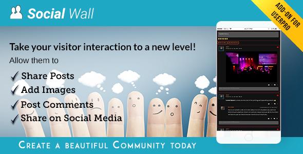 Codecanyon | Social Wall Addon for UserPro Free Download free download Codecanyon | Social Wall Addon for UserPro Free Download nulled Codecanyon | Social Wall Addon for UserPro Free Download