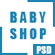 Baby Shop PSD Template - ThemeForest Item for Sale