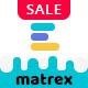 Matrex - Ultra Professional Multipurpose Template - ThemeForest Item for Sale