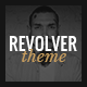 Revolver - Tattoo Studio and Barbershop Theme - ThemeForest Item for Sale