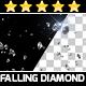 Falling Diamonds - VideoHive Item for Sale