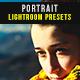 Pro Portrait Lightroom Presets - GraphicRiver Item for Sale