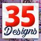 Bundle Web Sliders 35 designs - GraphicRiver Item for Sale
