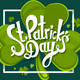 Collection of St. Patrick's Day Greetings - GraphicRiver Item for Sale