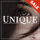 Unique - Personal & Magazine WordPress Responsive Blog Theme - ThemeForest Item for Sale