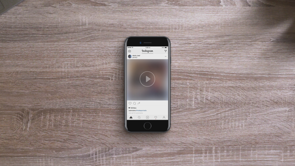 Instagram Video Smartphone Opener