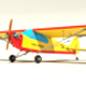 3D Model Plane with propeller - 3DOcean Item for Sale