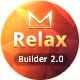 Relax - Responsive Email + MailBuild Online - ThemeForest Item for Sale