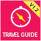 Travelguide - Places and Directions - ThemeForest Item for Sale