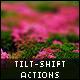 5 Tilt-shift Effect Actions - GraphicRiver Item for Sale