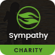 Sympathy | Charity, Non-Profit & Donations PSD Template - ThemeForest Item for Sale